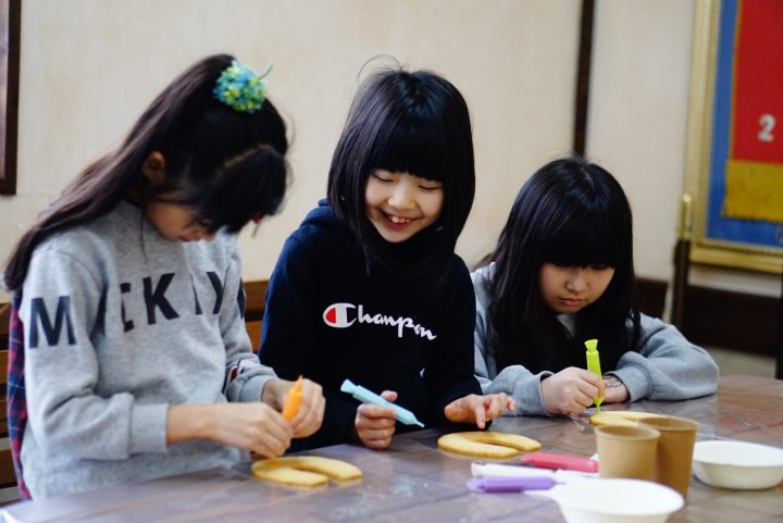 ウマ育教室「デコレーションクッキーを作ろう」編